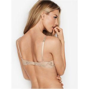 Victoria's Secret Intimates & Sleepwear - 34B Victoria's Secret Very Sexy Beige Push Up Bra